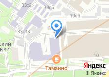 Компания «Геолаб» на карте