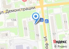 Компания «Нотариус Токарева И.П.» на карте