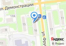 Компания «Sтрекоза» на карте