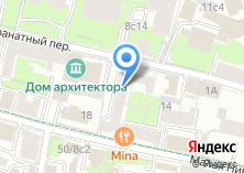 Компания «Премьер Декор» на карте