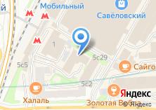 Компания «Развитие Бизнес-Систем» на карте