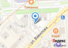 Компания «АудитЭкспертФинанс» на карте