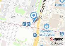 Компания «Камуфляжный магазин» на карте