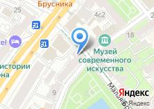 Компания «На Патриарших» на карте