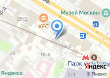 Компания «Георгиев и партнеры» на карте