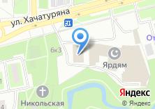 Компания «BG-Auto» на карте
