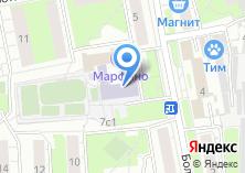 Компания «Средняя общеобразовательная школа №296» на карте