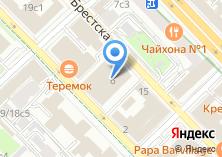 Компания «Дом на Брестской» на карте