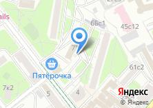 Компания «Русиздат» на карте