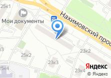 Компания «ОПОП Юго-Западного административного округа район Котловка» на карте