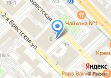 Компания «Техноком» на карте