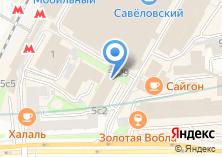 Компания «Бриф» на карте