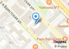 Компания «КМ-мед-центр» на карте