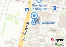 Компания «Эксперт-Аналитика» на карте