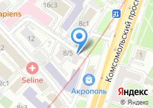 Компания «Багетная мастерская на Бабушкинской» на карте