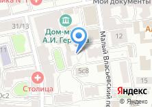 Компания «Потребители.ру» на карте
