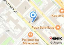 Компания «Magazin-zontov.ru» на карте