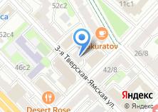 Компания «Руспроминвест» на карте