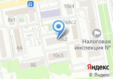 Компания «MIG» на карте