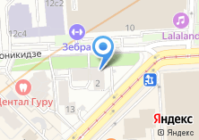 Компания «ПИРС Фасилити Менеджмент» на карте
