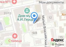 Компания «Кухнев» на карте