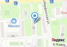 Компания «Оникс-Б» на карте