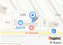 Компания «Быт Сервис Натали» на карте