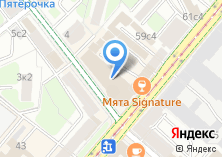 Компания «Бригантина холл» на карте