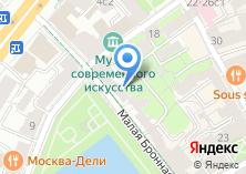 Компания «Dynasty» на карте