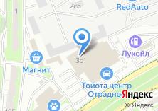 Компания «Такелажно-монтажный комбинат» на карте