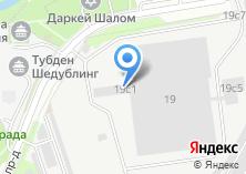 Компания «ИНСО» на карте