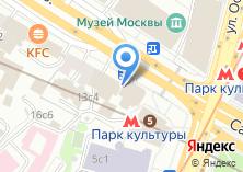 Компания «ХРОНОС» на карте