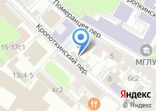 Компания «Государственный республиканский центр русского фольклора» на карте