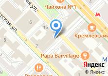 Компания «Элефан» на карте