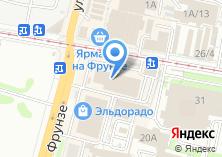 Компания «MELANI» на карте