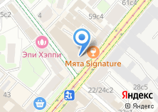 Компания «Альта Дженетикс Раша» на карте