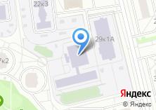 Компания «Средняя общеобразовательная школа №1176» на карте