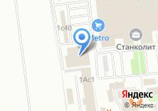 Компания «Ультра Стар» на карте