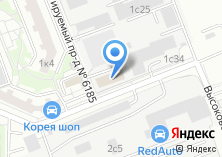 Компания «ЭлектроСетьСтройПроект» на карте