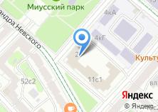 Компания «Московское городское казначейство» на карте