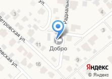 Компания «Мирника» на карте