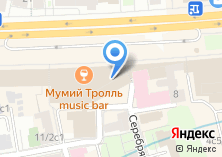 Компания «Союз юристов Москвы» на карте
