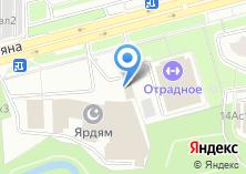 Компания «Автомойка на Хачатуряна» на карте