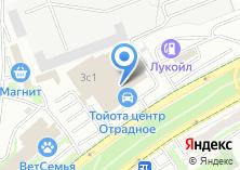 Компания «АвтоЛок» на карте
