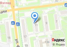 Компания «Социально-реабилитационный центр для несовершеннолетних №3 г. Тулы» на карте