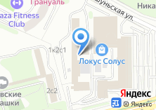 Компания «K-Gym» на карте
