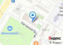 Компания «Библиотека №166» на карте