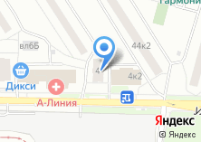 Компания «ОПОП Южного административного округа район Чертаново Южное» на карте