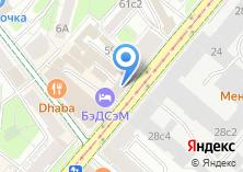 Компания «Нержавейки» на карте
