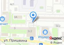 Компания «Магазин подарков и посуды» на карте